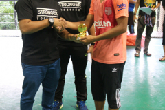 Kejohanan Futsal dan Penalty Shout-Out Tertutup 3K 2018
