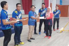 Kejohanan Indoor Game peringkat KESEDAR sempena Bulan Sukan Negara 2019