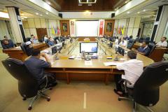 Lawatan kerja YB Menteri ke Lembaga Kemajuan Kelantan Selatan