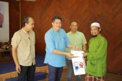 Majlis Penyampaian Sumbangan Iftar Sempena Ramadhan 1440H