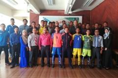Majlis Penyerahan Kit Sukanan 2019