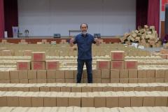 Penyerahan Bantuan Bakul Makanan Sempena Ramadan