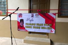 Perasmian Rumah PPRT IBS KESEDAR Wilayah Kuala Krai