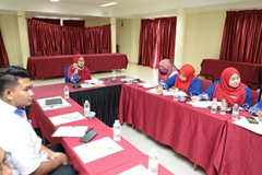 Program Retreat Bajet KESEDAR tahun 2021