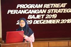 Program Retreat Perancangan Strategik Bajet 2019