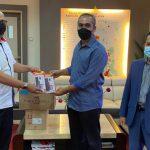 KESEDAR Sumbang 288 Alat Tulis Kepada SK Hendrop